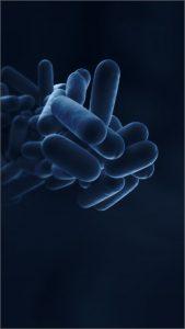 Legionella services banner background - Mobile devices
