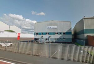 Checking of warehouses and factories for legionella