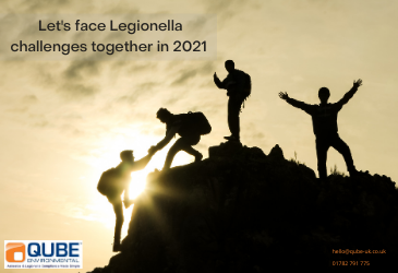 Let's face Legionella challenges together in 2021
