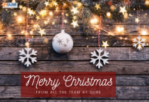 Merry Christmas from Qube Environmental
