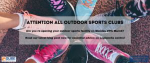 Essential advice on legionella control for your sports club from Qube Environmental