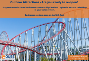 Outdoor Attractions - have you checked for Legionella?
