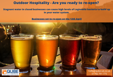 Outdoor Hospitality – Are you ready to re-open?