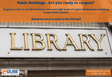 Public Buildings – Are you ready to re-open?