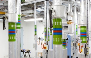 closed water system testing by Qube Environmental