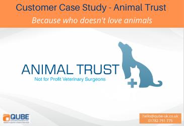 Customer Case Study with Animal Trust