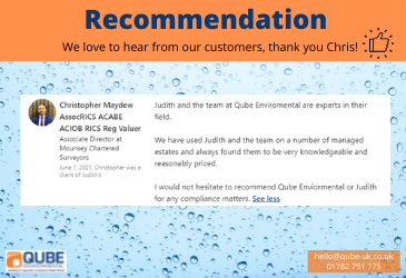 We love to hear from our customers