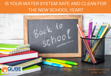 Back to School Water System Concerns?
